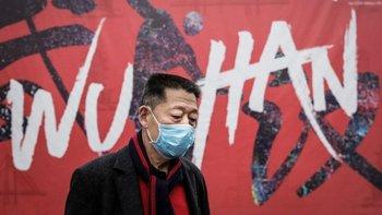 La ciudad china de Wuhan es considerada el primer epicentro de la pandemia