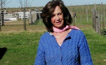 Mónica Silva, es la presidenta de la Asociación Agropecuaria de Salto.