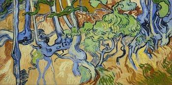 """""""Raíces de árbol"""" fue la última pintura de Vincent Van Gogh"""