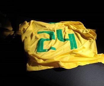 El polémico número 24 que no tiene la selección brasileña