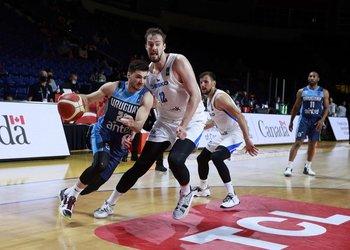 Luciano Parodi contra el gigante Balvin