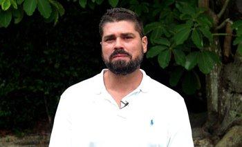 Pablo Rodríguez sigue buscando a su abuela y su madre.
