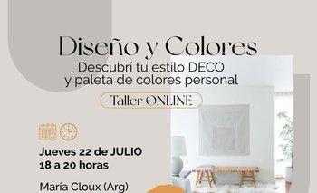 Taller online - Diseño y Colores