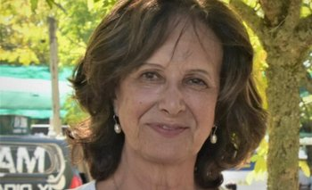 Mónica Silva es productora ganadera en Salto y es la nueva presidenta de la Federación Rural.