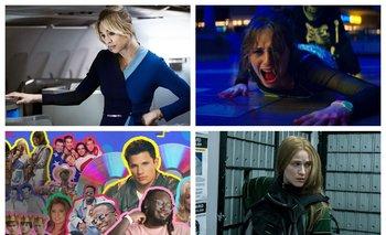 Drama, terror, música y comedia, entre los recomendados de este fin de semana