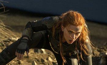 Scarlett Johansson se despide del personaje que interpreta desde 2010