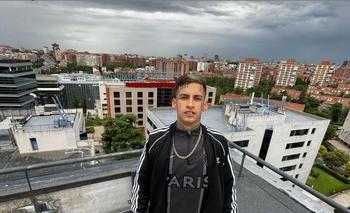 L-Gante, rapero argentino