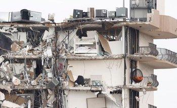 A más de una semana del colapso, los rescatistas aún buscan entre los escombros