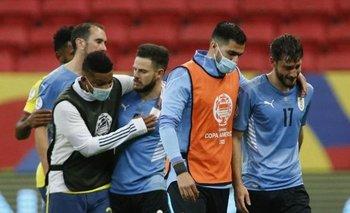La eliminación uruguaya en la Copa América