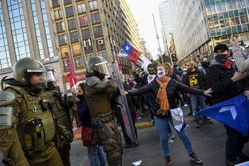 """""""Nada está muy claro en todos estos movimientos ciudadanos que irrumpen"""" en América"""