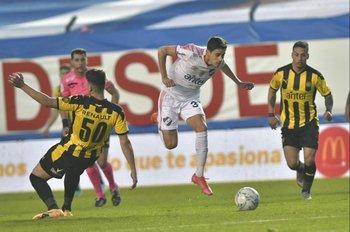 Carlos Rodríguez quedó atrás