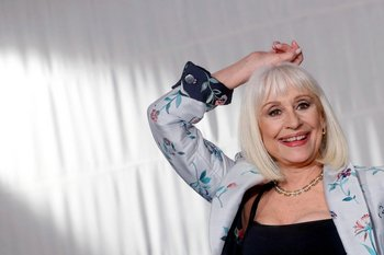 Raffaella Carrà murió a los 78 años