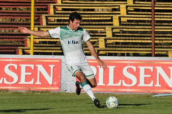 Juan Cruz Mascia, hombre gol