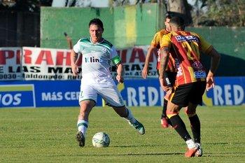 Cristian Rodríguez, capitán y líder del equipo