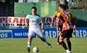 Cristian Rodríguez, capitán de Plaza Colonia que lidera el Torneo Apertura