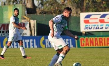 Cebolla Rodríguez, gol clave en la fecha