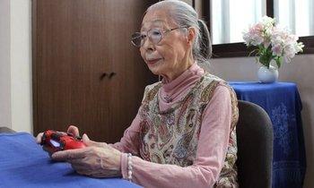 Hamako Mori tiene un Récord Guinness por ser la youtuber de videojuegos más antigua