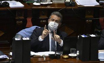 Se trata de la primera interpelación a Salinas en el Parlamento