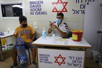 En Israel aumentan los contagios pese a la vacunación