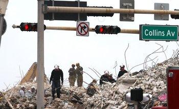 El edificio Champlain Towers South se derrumó el 24 de junio
