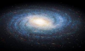 La Vía Láctea tiene 100 mil años luz de diámetro