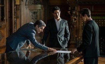 El reino, la nueva serie argentina de Netflix