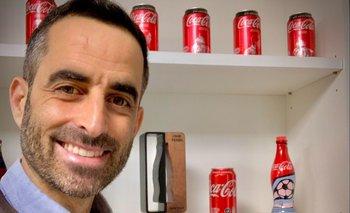 Ignacio Piñeyro, gerente general de la planta de Monte Grande de Coca Cola FEMSA, en Argentina.