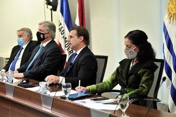 Cumbre de Jefes de Estado del Mercosur