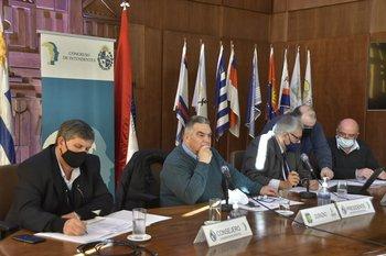 El Congreso de Intendentes está analizando el impacto de la Rendición de Cuentas