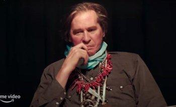 Val cuenta la historia de Val Kilmer a través de material que él mismo filmó