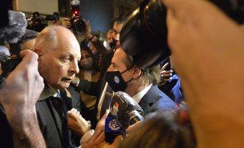 Salle cruzó al presidente Lacalle