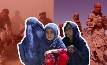 El bando talibán está avanzando rápidamente sobre el territorio afgano