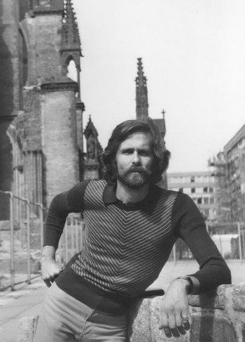 Jorge Abbondanza, Hamburgo, 1973