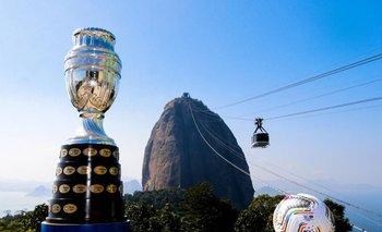 En Brasil se define el título de la Copa América