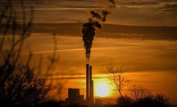 Según Barreiro as actividades humanas están causando el cambio climático
