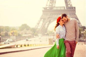"""Los franceses prefieren hacer demostraciones de cariño a decir """"te amo"""""""