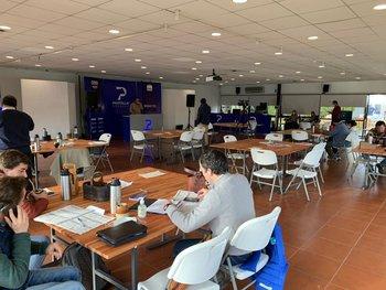Los escritorios participarán en Pantalla Uruguay un año como invitados.