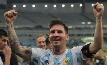 Messi prioriza a la selección de Argentina en su contrato