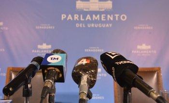 El proyecto de ley de medios está a estudio del Parlamento desde hace más de un año