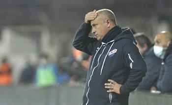 Cappuccio define el equipo para ir al Charrúa