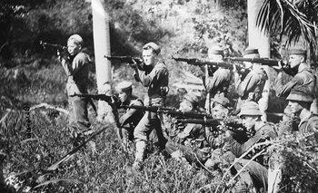 Tras el linchamiento del presidente Vilbrun Guillaume Sam, los marines invadieron Haití.
