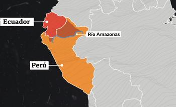 Lo que comenzó con un movimiento de tropas en una zona disputada entre Ecuador y Perú hace 80 años, terminó en un conflicto a gran escala que se resolvió meses más tarde con una fuerte presión diplomática