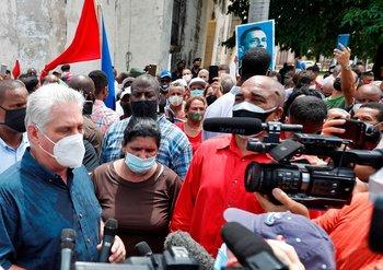Presidente de Cuba, Miguel Díaz-Canel