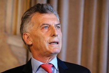 El expresidente argentino Mauricio Macri fue imputado por la causa de envío de armas a Bolivia