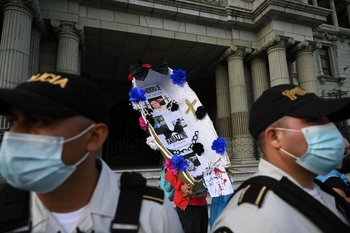 Guatemala capturada por una élite corrupta