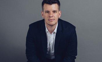 Maximiliano Hinz, director de Binance para Latinoamérica