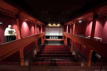El Eden-Théâtre es el cine más antiguo del mundo en funcionamiento