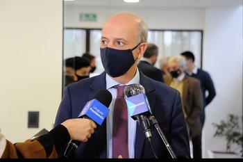 Ministro de Defensa, Javier García