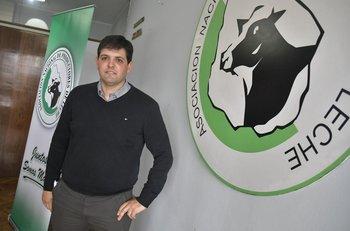 Leandro Galarraga, canditado a presidente de la ANPL.