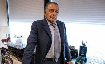 El empresario argentino Eduardo Eurnekian retornó a la lista Forbes